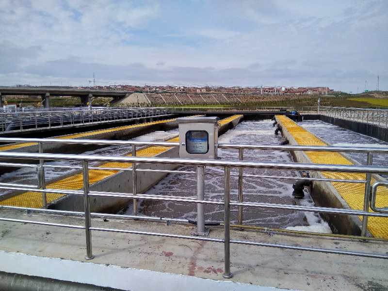 海原县第二污水处理厂