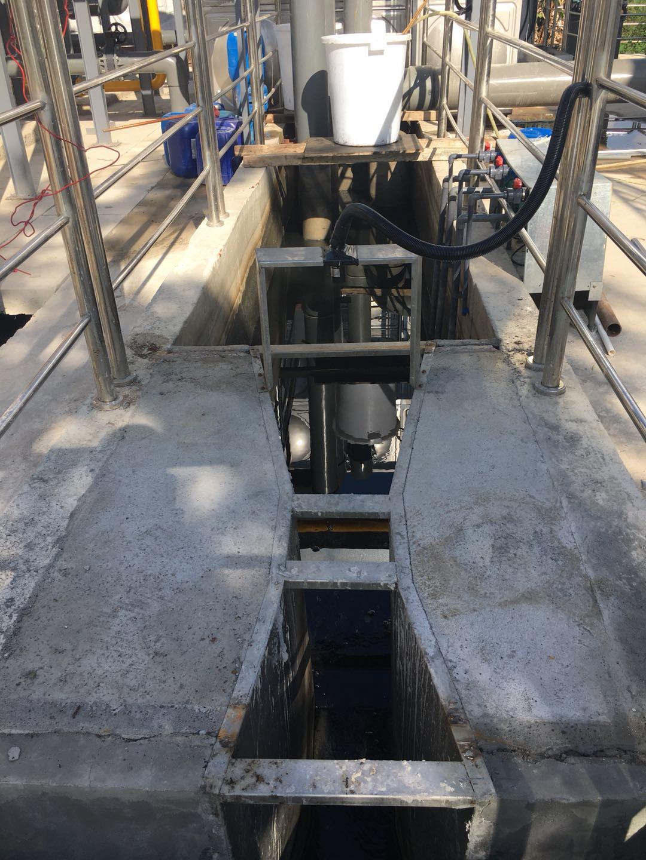 草塘庄一体化污水处理厂