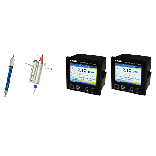使传感器测量电流与被测水样余氯浓度之间形成良好的